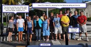 Crew 272 2012 group photo