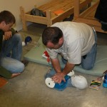 Two CPR classes to keep it small
