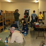 Dorm Room at Camp Rotary
