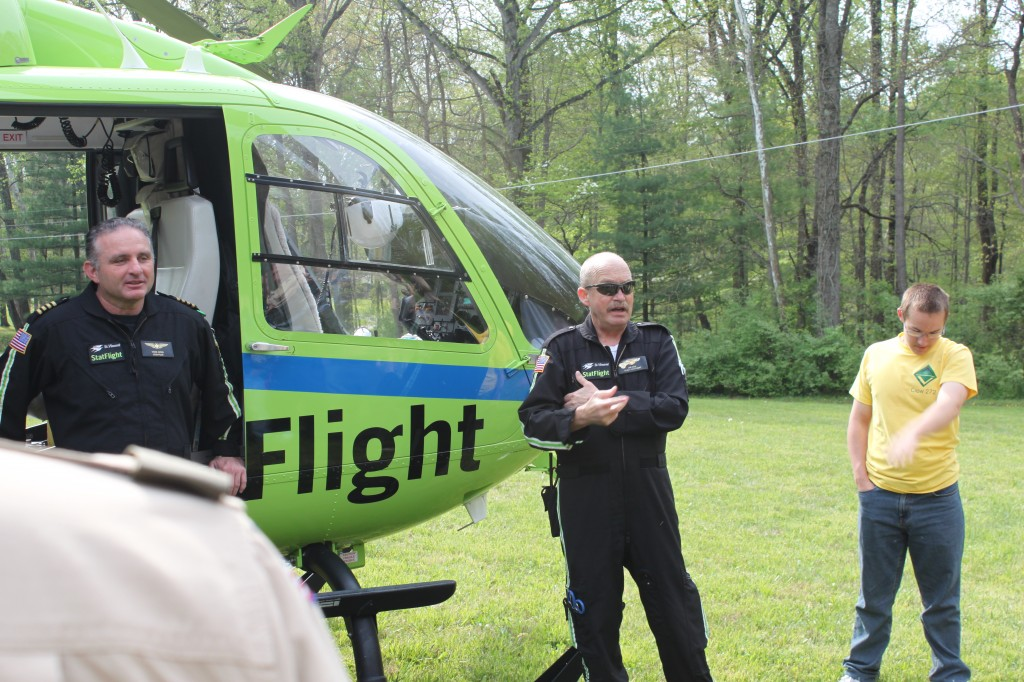 The Job of a Flight Medic