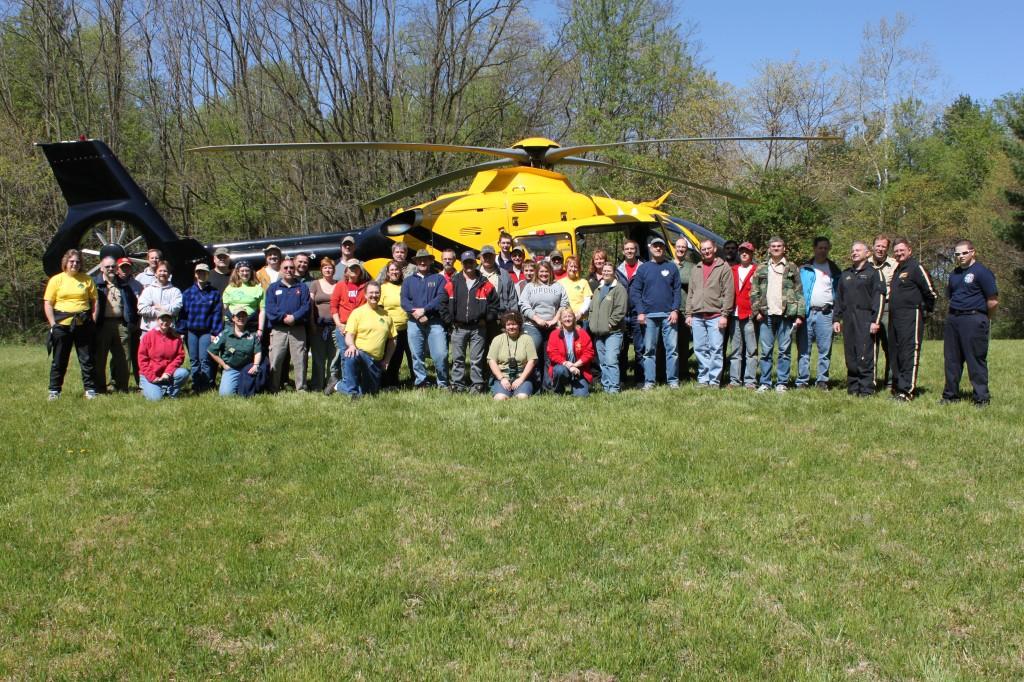 Crew 272 Class of 2010 April 16-18